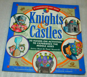 Knights Castles 50 Hands On Activities Experience Middle Ages Avery History Game