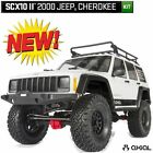 Axial Scx10 II 2000 Jeep Cherokee Kit Version AX90046
