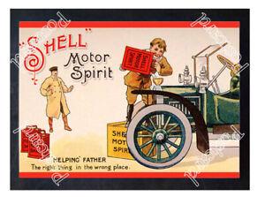 Historic-Shell-Motor-Spirit-1910s-Advertising-Postcard-4