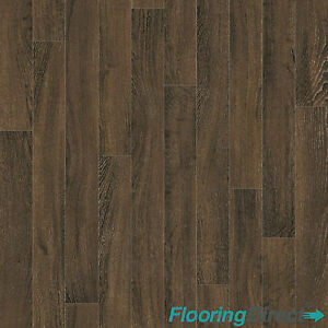 Golden oak wood effect vinyl flooring kitchen bathroom for Wood effect vinyl flooring bathroom