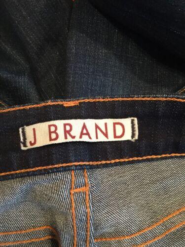 Leg Med 28 Seven Eights' 29 Vask Jeans J Brand Straight X 'scarlet RI0nxWE7pq