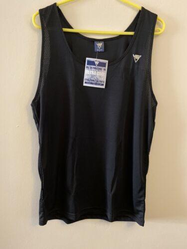 Viga Ultra cool Black Running Vest Size XL