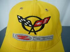 Z06 Chevrolet Embroidered Cap by Legendary Headwear Mexico Slide Adjustment