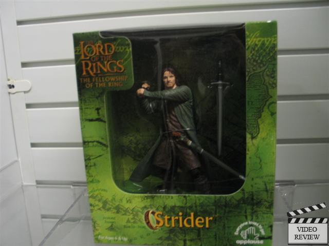 Strider  Lord of the Rings Fellowship  Applause2001