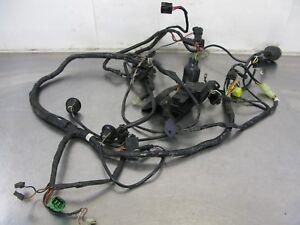 Suzuki 2005 GSX600F 05 GSX 600 Katana 98-06 Main Wiring ...