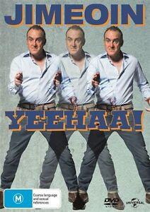 Jimeoin - Yeehaa DVD : NEW