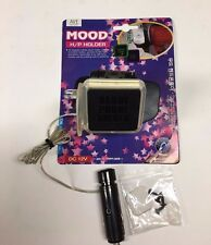 MAGNETIC DASH CELLULAR MOBIL HAND i PHONE GPS HOLDER WITH BLUE MOOD LIGHT TH195