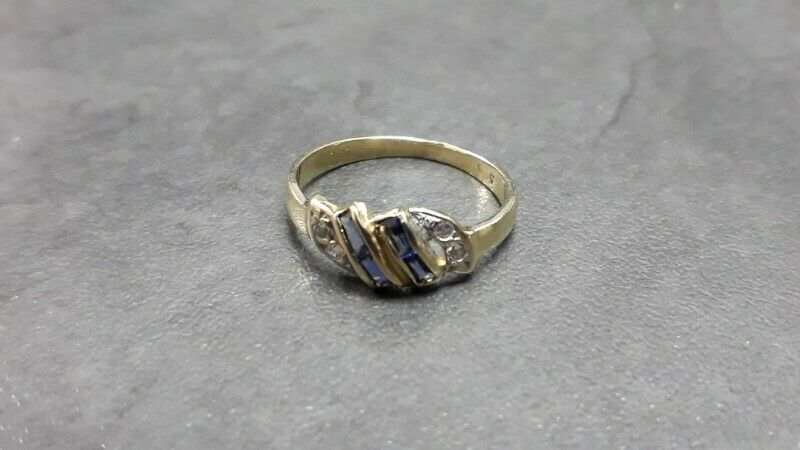bff77836b8080 14k Gold and Diamond Ring | East London | Gumtree Classifieds South ...
