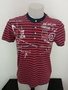 Tee Shirt Desigual Homme Taille S
