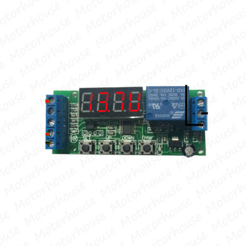 12V Battery Automatic Charging Controller Protection Module Auto Charger board