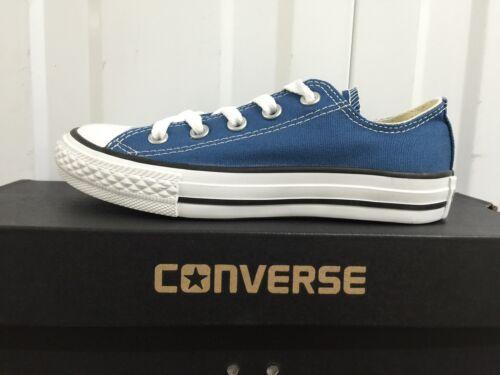 Blue 336816c Bambini All Converse ps Bottom Star Bnib Ox q1xw6g
