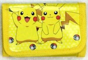 Portafoglio pokemon go pikachu bag wallet cartoon portamonete nuovo idea regalo