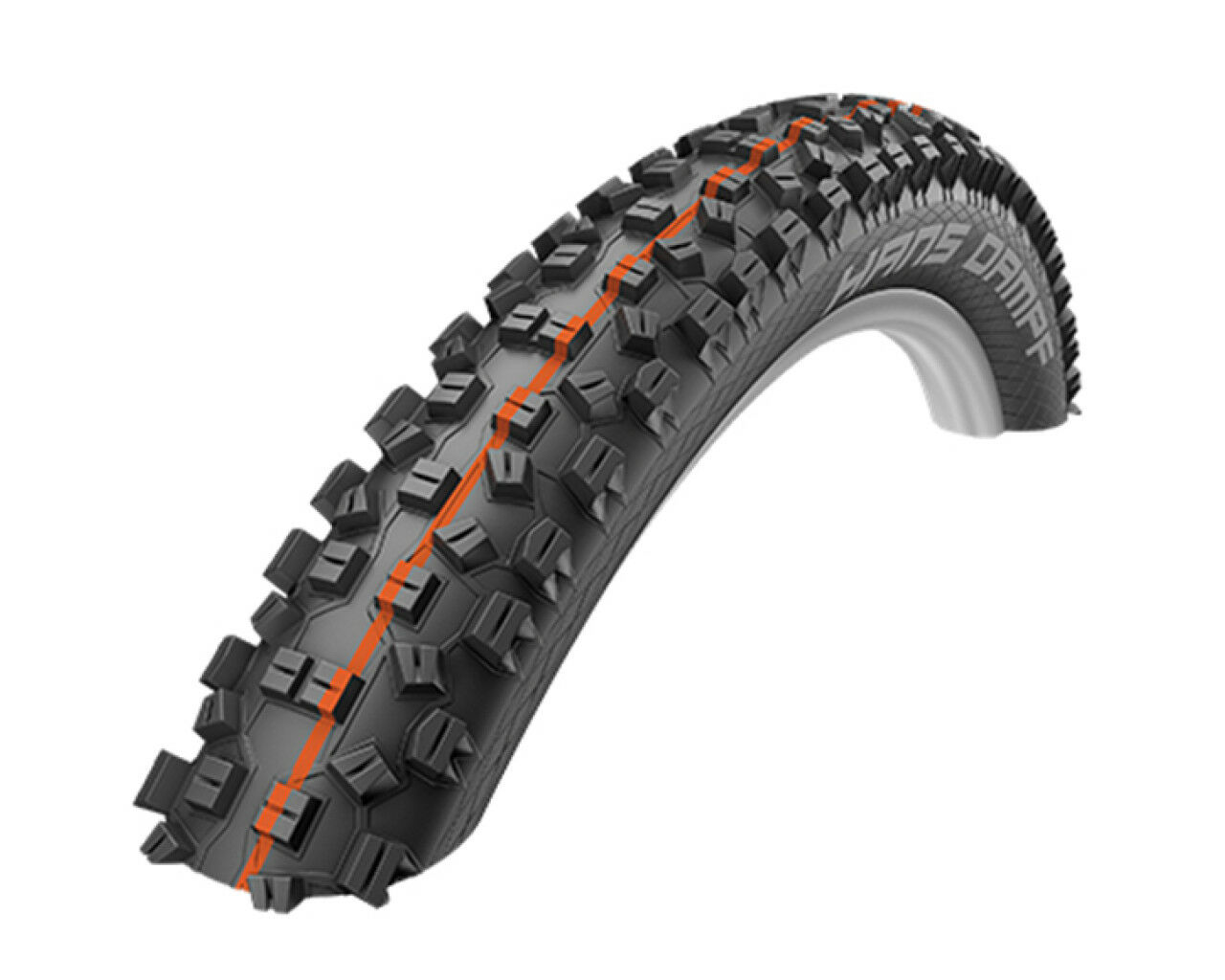 Schwalbe Addix Hans Dampf Evo  Soft SnakeSkin TL-Easy Folding Tyre 27.5 x 2.25  support wholesale retail
