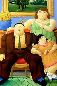 01 cm 35x50 Affiche Cartel Kunstplakat papiarte Poster Botero cod