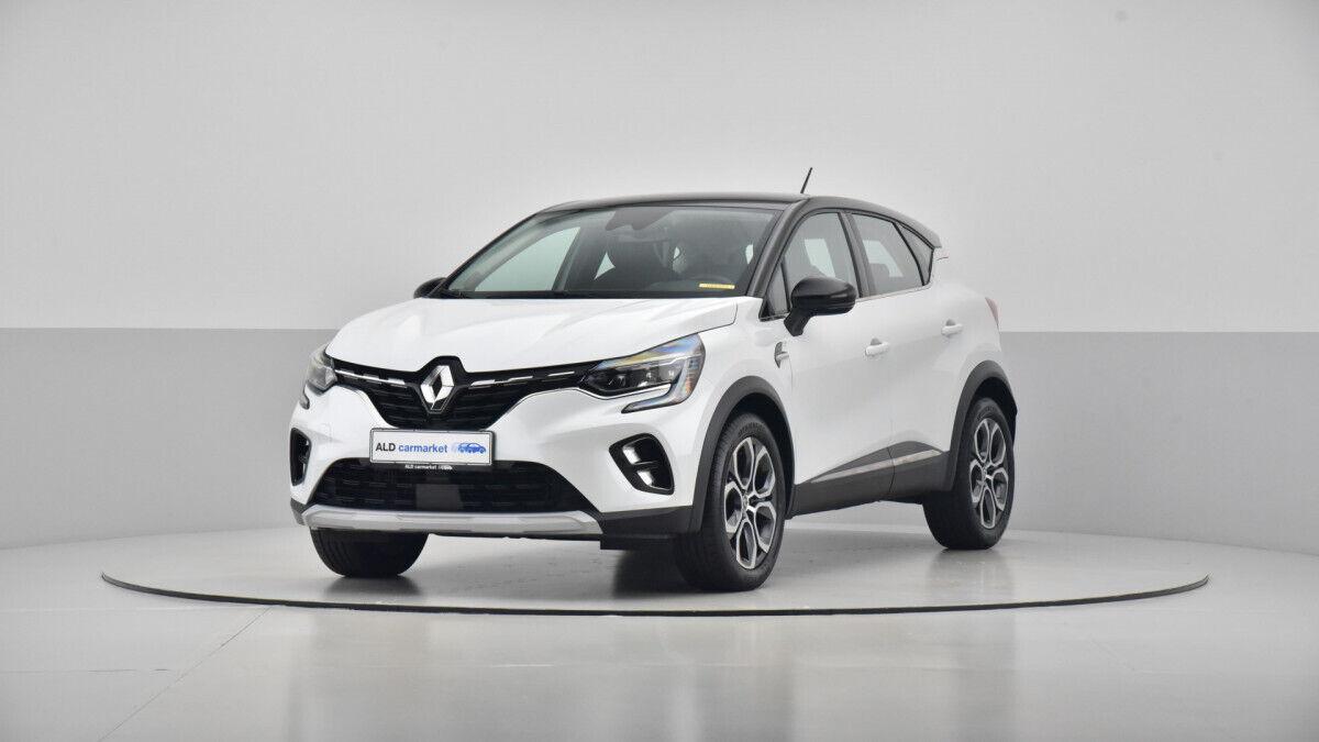 Renault Captur 1,3 TCe 130 Intens EDC 5d - 252.000 kr.