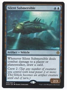Mtg Silent Submersible