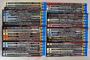 NEW-Trailblazers-Set-of-37-Paperback-Missionary-Biographies-Books-Stories-Tales