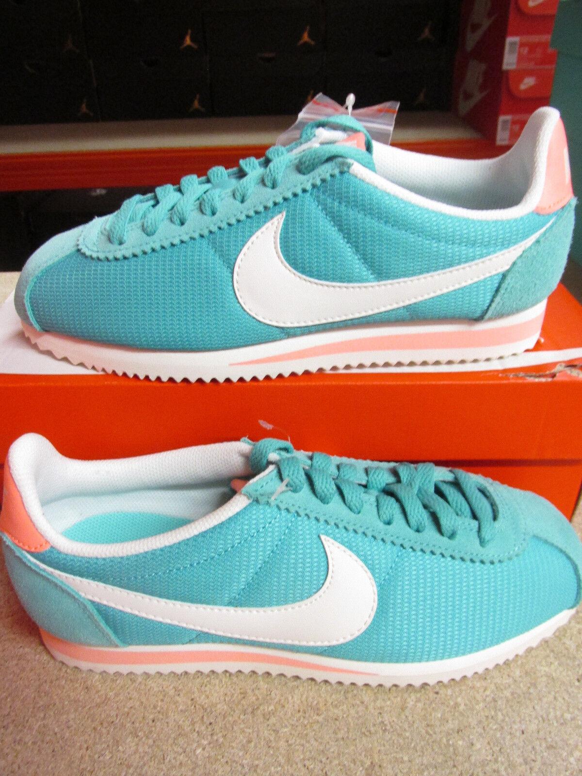 Nike Klassisch Cortez Txt Damen Turnschuhe Laufschuhe Turnschuhe 844892 310 Turnschuhe Damen 55e664