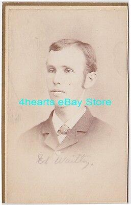 G15-1065 Edwin Waitley - Dunlap, IA 1880 - id'd