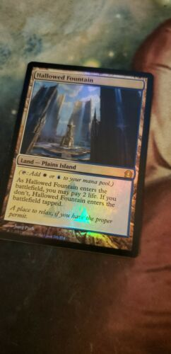 Hallowed Fountain FOIL Return to Ravnica