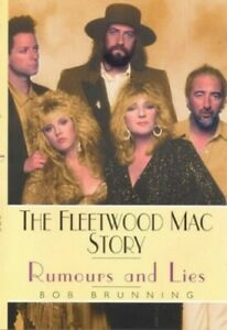 """""""Fleetwood Mac"""": Rumours and Lies by Brunning, Bob Paperback Book The Fast Free"""