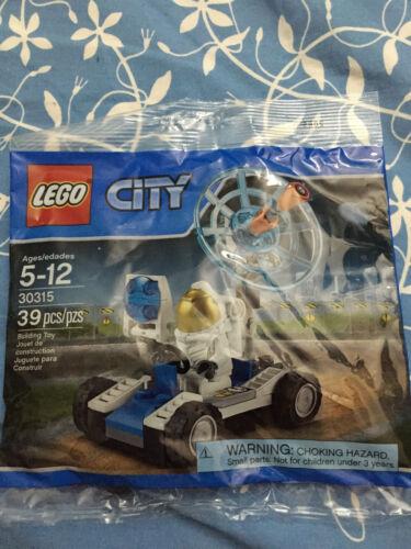 LEGO City 30315 Space Utility Vehicile Polybag Neuf Sachet Scellé VERSION USA