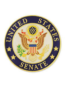 PinMart/'s United States Senate Seal Lapel Pin