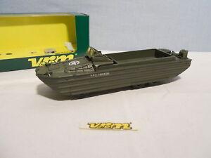 Verem Militaire 4003 Gmc Dukw Amphibie Couleur Vert Anglais Article Neuf Boite