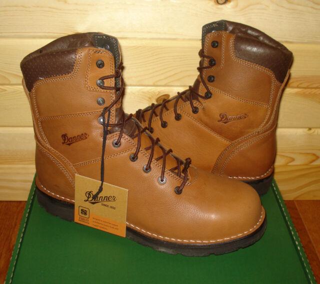 90a75a030e9 Danner Mens Workman GTX at Brown Work BOOTS 16005 - 14d