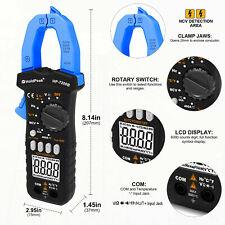 Holdpeak 7200 Series Trms Digital Clamp Multimeter Ac Dc Amp Volt Ncv Tester