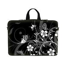 "15"" 15.6"" Laptop Notebook Computer Sleeve Case Bag w Hidden Handle 2706"