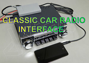 UPGRADED-CLASSIC-CAR-RADIO-MOTOROLA-RADIOMOBILE-mP3-INTERFACE-IPOD-IPHONE