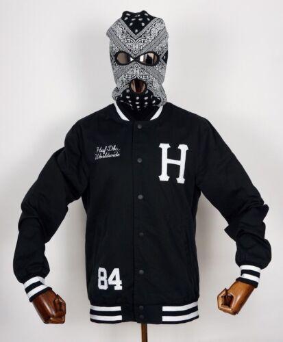 H Varsity Bomber In Worldwide College Classic Black M Huf Jacket Jacke 0AYqEEw