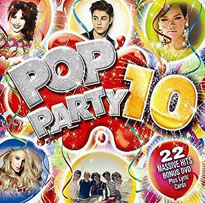 Pop Party 10, Various Artists, Used; Good CD