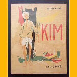 KIM-Rudyard-Kipling-Paul-Durand-1968
