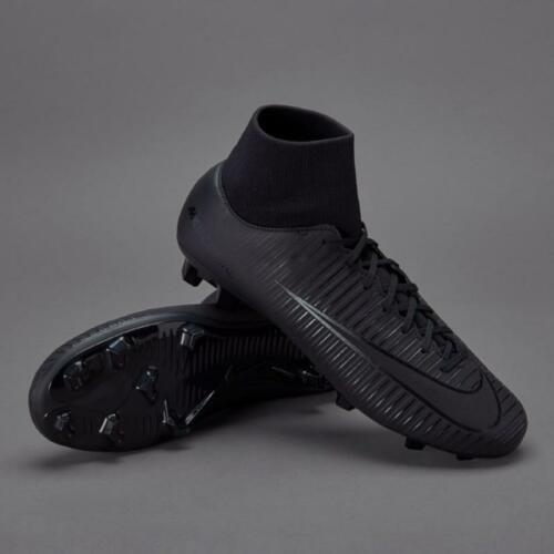 humor Jarra Cambiable  Black Nike Mercurial Victory VI DF FG Firm Ground Dynamic Fit Soccer Cleats  sunsetcontractors.net