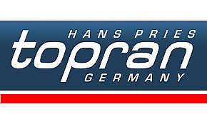 Scheibenbremse 501 245 Hinterachse BMW 5ER TOPRAN Original Bremsbelagsatz