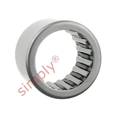 HK4516 45x52x16mm Open End Drawn Cup Type Needle Roller Bearing