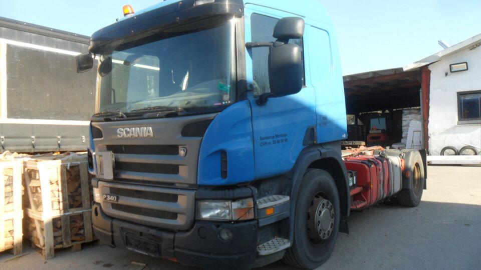Scania P340, trækker-NYSYNET