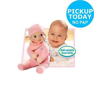My First Baby Annabell Newborn Doll.