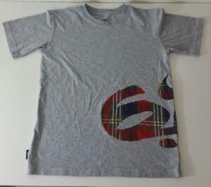 8a3b87cb NIKE 6.0 Boys Graphic T-Shirt Gray Size 8 Athletic SB Skateboarding ...