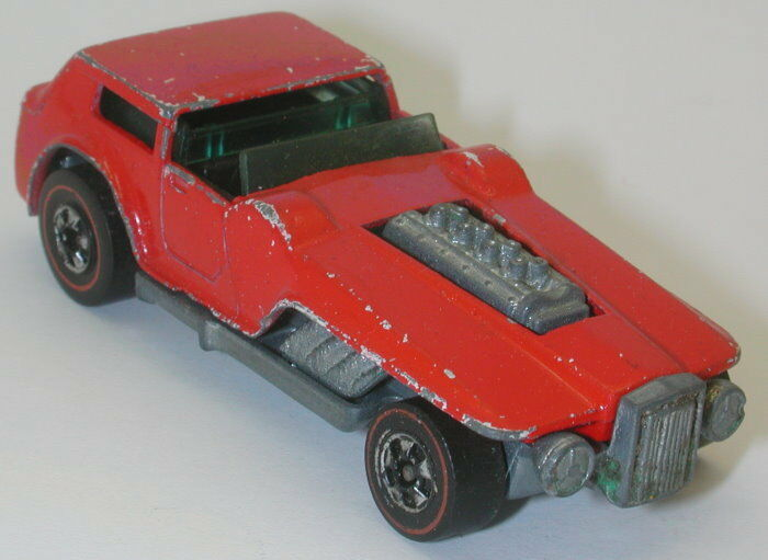Redline Hotwheels Red 1973 Hiway Robber oc12306
