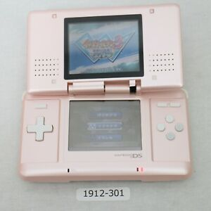 Nintendo-DS-Original-console-Pink-Working-condition-1912-301