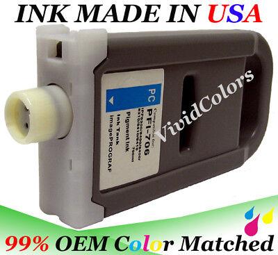 VividColors Compatible Ink Cartridge for Canon ipf8410 Photo Magenta PFI706