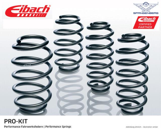 Eibach Kit Pro Ressorts pour BMW 3er Cabriolet E46 04.2000-12.2007 970/1190kg