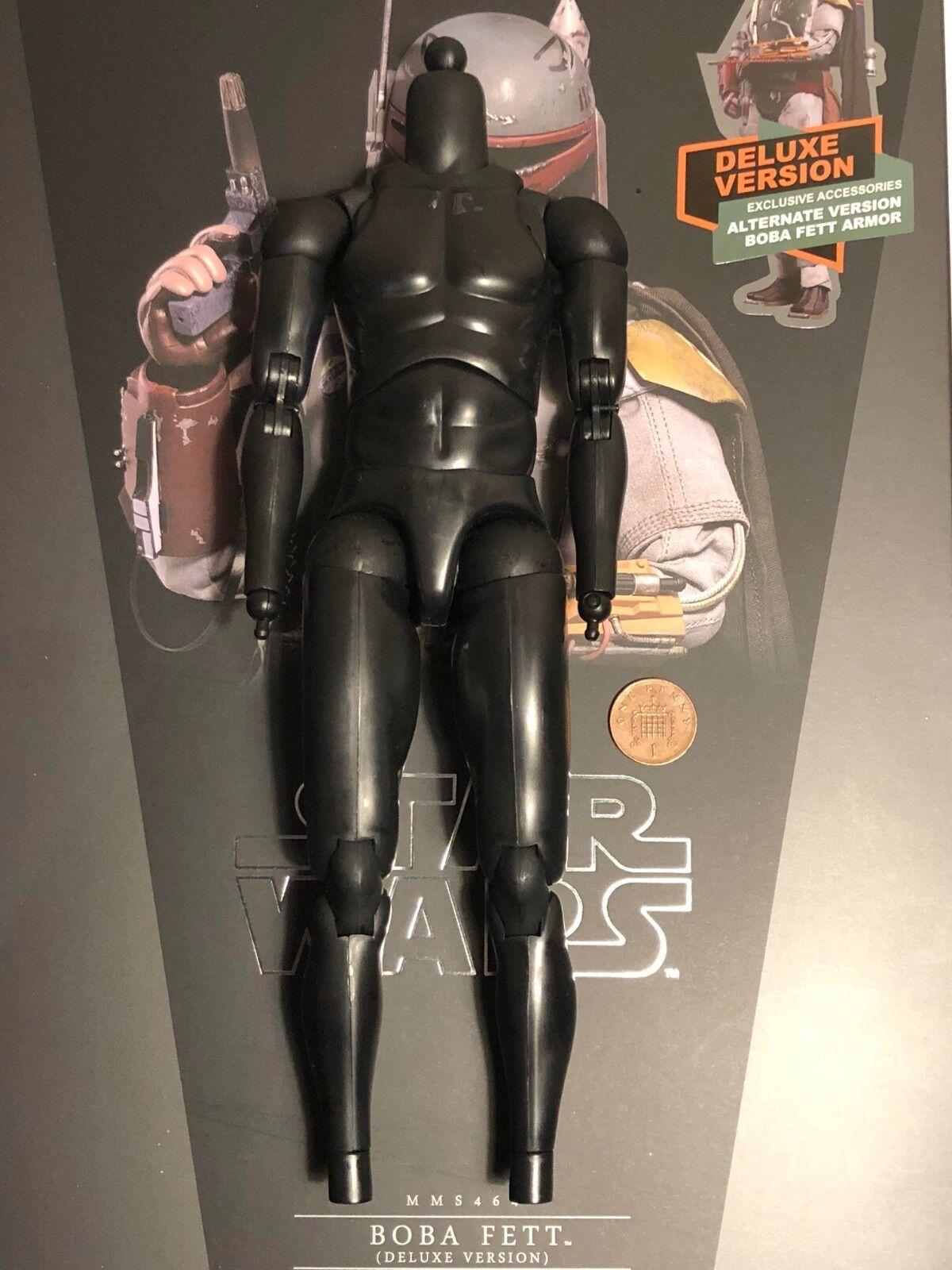 Caliente giocattoli estrella guerras ESB  Boba Fett Deluxe MMS464 nudo corpo Loose SCALA 1 6th  con il 60% di sconto