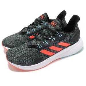 Details about adidas Duramo 9 Black Solar Red Grey Blue White Men Running  Shoes Sneaker BB6919 30169c935