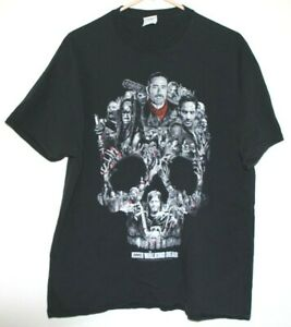 The Walking Dead Sweater Sweatshirt Negan Lucille Saviors TWD Glenn Rick Daryl