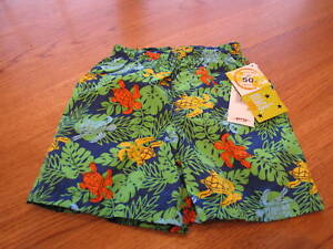 aeaa570a91 Toddler Mick and Mack LTD boys swim trunks board shorts 4 T UPF 50+ ...