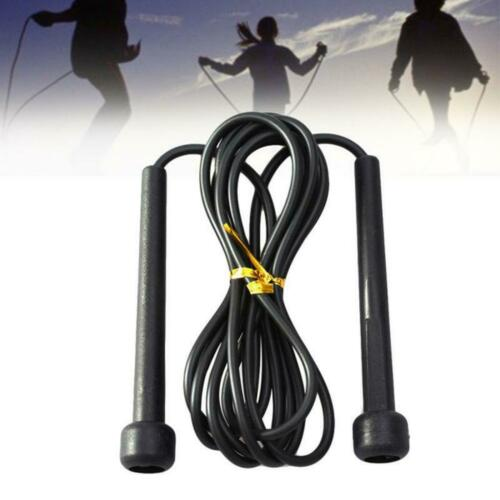 Skipping Rope Adjustable Jumping Boxing Fitness Speed Training Gym Exercise